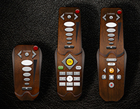 Remote Control for the Elderly