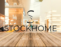 STOCKHOME INTERIOR DESIGN // BRAND IDENTITY