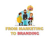 Infographics | Marketing to Branding