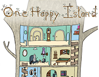 One Happy Island poster (2014)