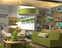 Swiss Innovation Park | Workspace Design