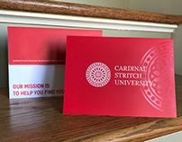 Stationery - Cardinal Stritch University