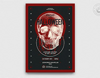 Halloween Flyer Template V25