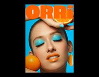 Orri mandarins. Art direction