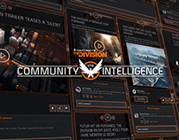 The Division : Community Intelligence