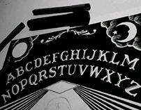 Ouija Table Sphynx