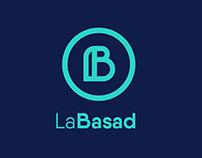 Branding y diseño de imágenes de marca de ¨LaBasad¨