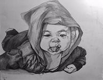 My Son Protrait