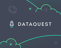 DataQuest - Data Science Learning Platform