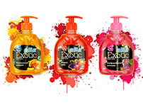 Exotic soap