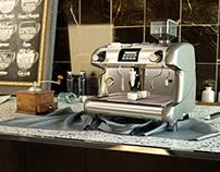 Coffee Machine - Sofia Bianchi