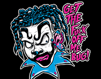 Shaggy 2 Dope - Get off me Bug