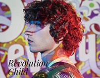 Revolution Child | Fashion Illustrated 50 | Jan. 2018