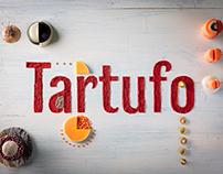 Tartufo: Food Art & Typography