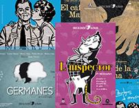 Cartells per al Grup de Teatre de La Palma de Cervelló