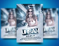 Urban Show Flyer