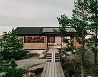 Kimito Island Cabin / Aleksi Hautamäki