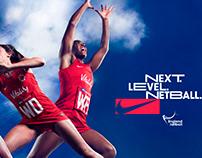 """Shamil Tanna """"Nike- England Netball'"""