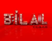 Typography / Bilal Ülker-02
