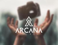 Arcana Filmes | Branding