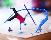 Pump Up The Color | Fotolia TEN Collection Contest