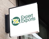 Expert Exports   Brand Identity   Logo Design