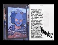 KAWS — AND2ES c/o Andres Santana™