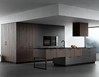 Kitchen Naomi (facade Alvic)
