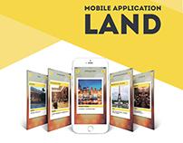 "App ""Land"""