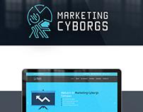 MARKETING CYBORGS WEBSITE