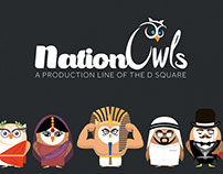 NationOwls Applications