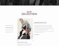 Nrgfashion - Model Agency & Fashion Design Theme