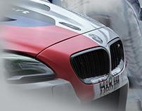 BMW Motorsport - Personal Work