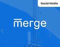 Merge Buiding - Social Media