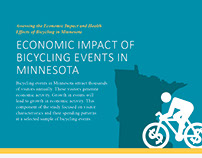 Minnesota Bicycling Fact Sheets