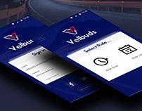 Velbuds Taxi App