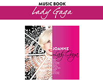 Lady Gaga - Music Book