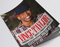 Vince Taylor - Press Kit