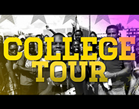 Black College Tour 2014 Show Open