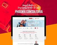 WebSite & Social Media | Phoenix Consultoria