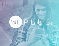Weplug - Branding