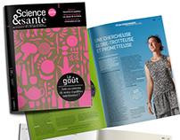 Science&Santé, magazine de l'INSERM