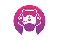 Virtual Reality Vector Logo Free Download
