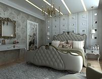 Bronze Bedroom