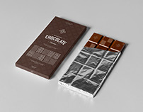 Chocolate Box Mock-up