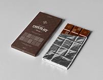 Chocolate Box Mock-up
