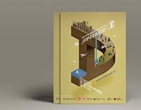 Lluis Vives Forum 2015 | Poster design
