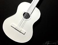 Paper Guitars