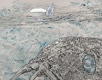 INKtober18#23-Muddy (2K18).