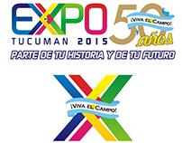 Expo Tucumán 2015 - 50 Ediciones